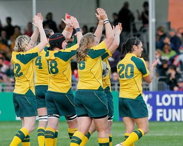 WRWC 2010 Pool A Match Australia v South Africa