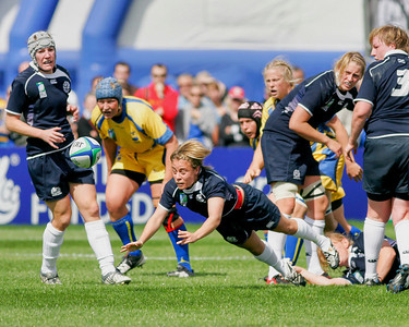 WRWC 2010 Pool C Match Scotland v Sweden