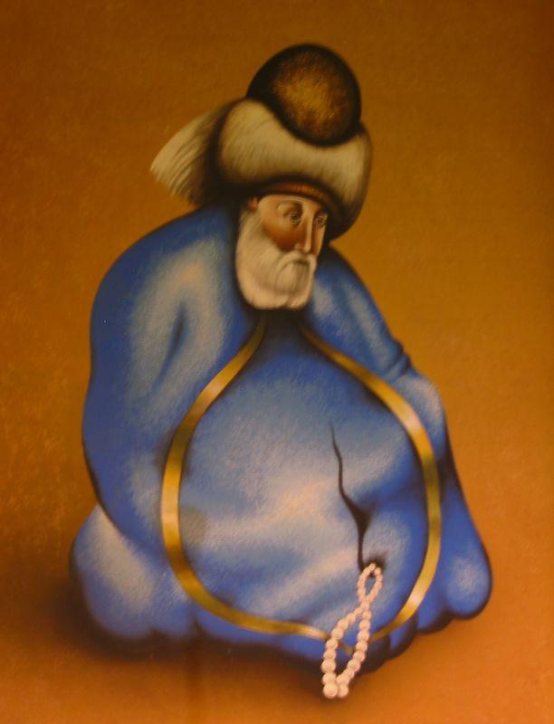 Mevlana Jelaluddin ar-Rumi al Balkhi - aka Rumi
