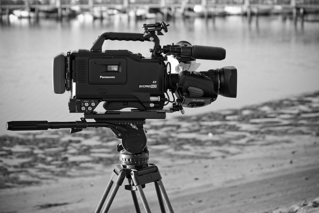 Two Panasonic DVCPRO HD cameras were used during the production. They were sometimes used at the same time running in sync to capture different angles of the scene.
