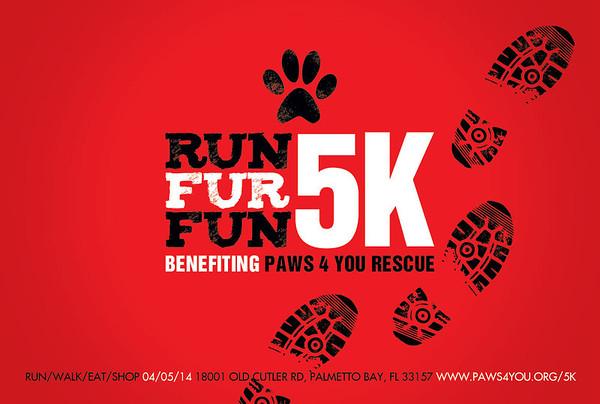 Run Fur Fun 5K 2014