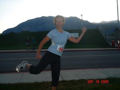 Running Cane 6k Sept 19th 2009