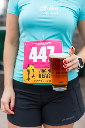 Running with Beer Feature