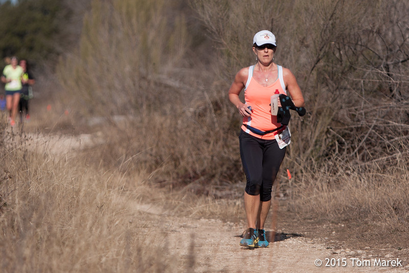 2015 B&B Trail Run-100