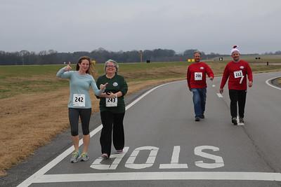 Redstone Test Center Runway Run - 5k