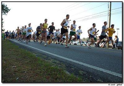 2006 Leprechaun Road Race