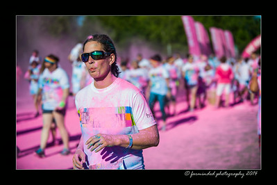 Color Run - 2014 - Pink - 845 to 859
