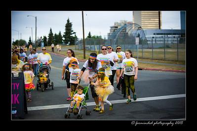 Color Run - 2015