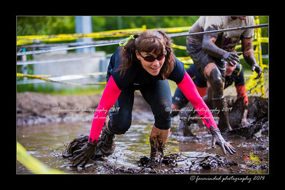 Mud Factor - Mud Run 2014 - 1030 Wave