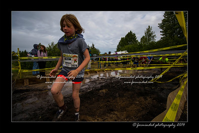 Mud Factor - Mud Run 2014 - 10-11