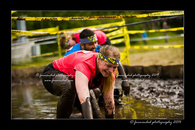 Mud Factor - Mud Run 2014 - 1030 Wave-2