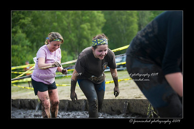 Mud Factor - Mud Run 2014 - 4-11