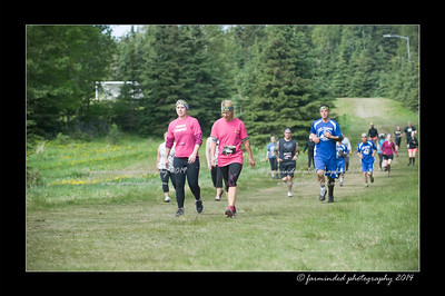Mud Factor - Mud Run 2014 - 7-11