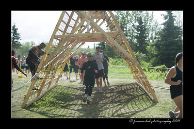 Mud Factor - Mud Run 2014 - 9