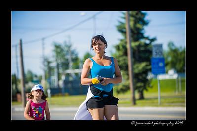 Mile 1 9:40- Last Runner