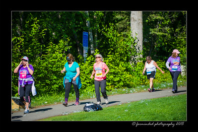 Alaska Run for Women 2015