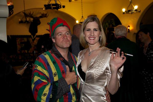 Rupert's Pajama Party 2011