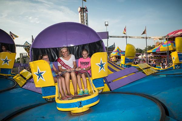 Rush County Fair 2015