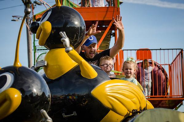 Rush County Fair, 6-27-19