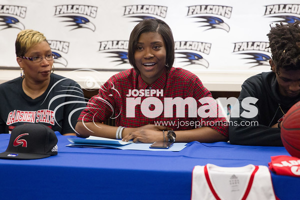 Russell Signing Day