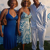 Gayle King with children Kirby & William