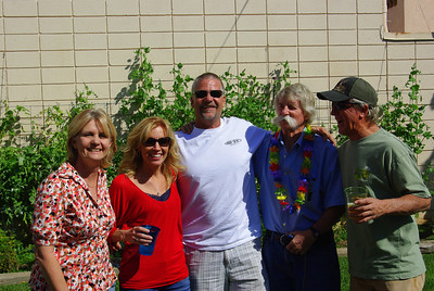 Russ's 70th Birthday party