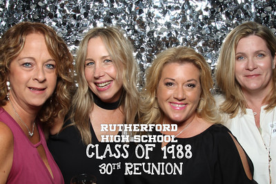 Rutherford High School 30th Reunion - 10/6/18