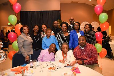 Ruth's 85th Birthday-285