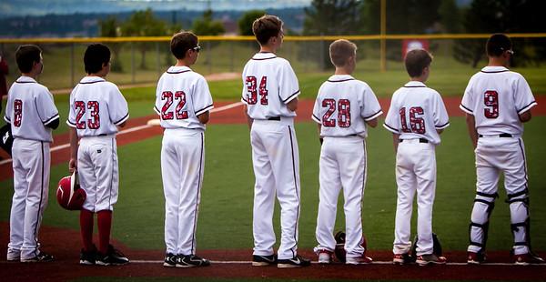 Ryan Baseball - June 2015
