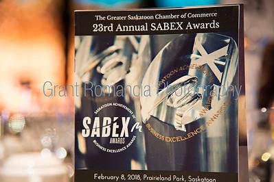 SABEX 2018-Winners