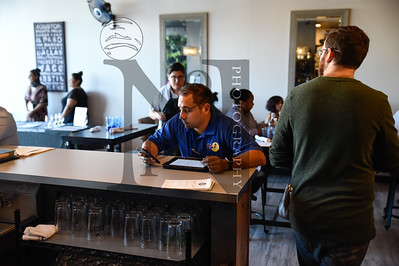 SA Current hosted a SA Beer Fest Happy Hour at a local venue, Hop & Vine, on the far west side of San Antonio on Oct 4, 2016. The rapidly approaching SA Beer Fest is a signature event in San Antonio each year. Gallery: http://smu.gs/2dwmKp8