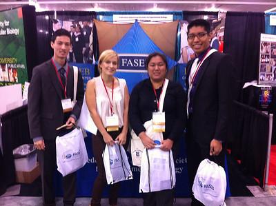 FASEB MARC Travel Award Winners from Chaminade University of Honolulu Hawai'i