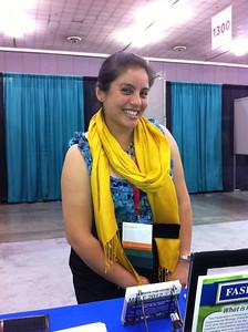 FASEB MARC Peer Mentor, Teresa Ramirez (PhD Scholar at Brown University)
