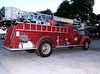 Fralo's fire truck has a new platform ladder.