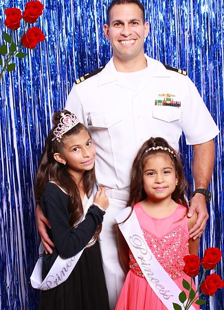 SBT 22 Father Daughter Princess Party