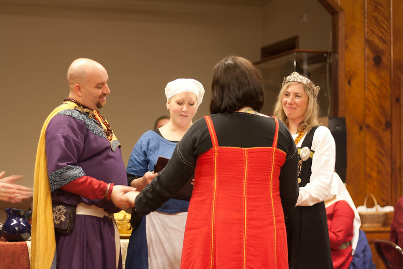 West Kingdom banquet court