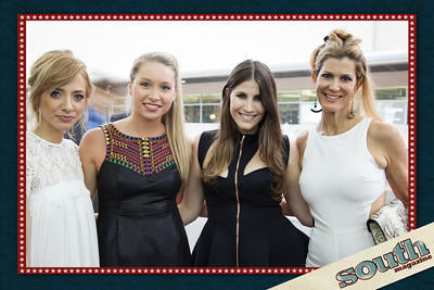 Kendall Lock, Jeni Carmichael, Emilie Sobel and Lori Sobel