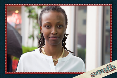 Featured designer Victoria Wanjuhi