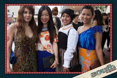 Atousa, Jeanette, Noorah, Joanna