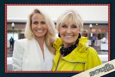 Linda Howard and Staci Cannon
