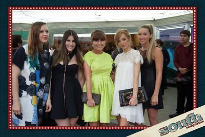 Claire Buyens, Emilie Sobel, Kendall Lock, Jeni Carmichael