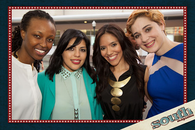 Featured designers Victoria Wanjuhi, Susan Mucino-Gomez, Ingried Ramirez and Brittani Bumb