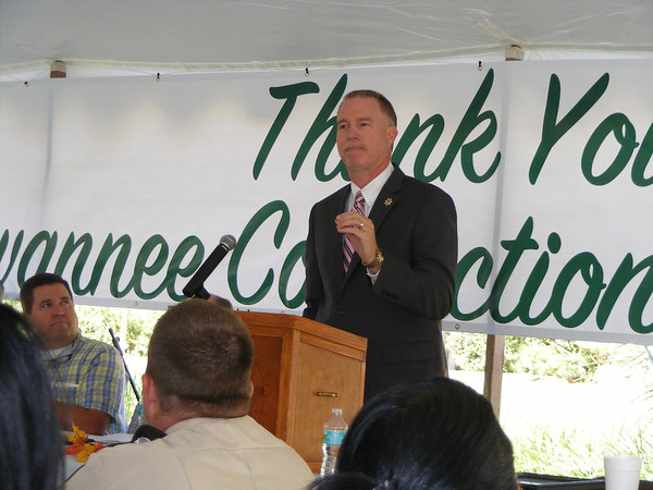 Secretary Florida Department of Corrections Michael Crews