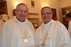 Portuguese brethren: Bishop Manuel Neto Quintas and Bishop José Alfredo Caires De Nóbrega