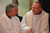 Bishop Di Pierro and Fr. Massimo Bellillo