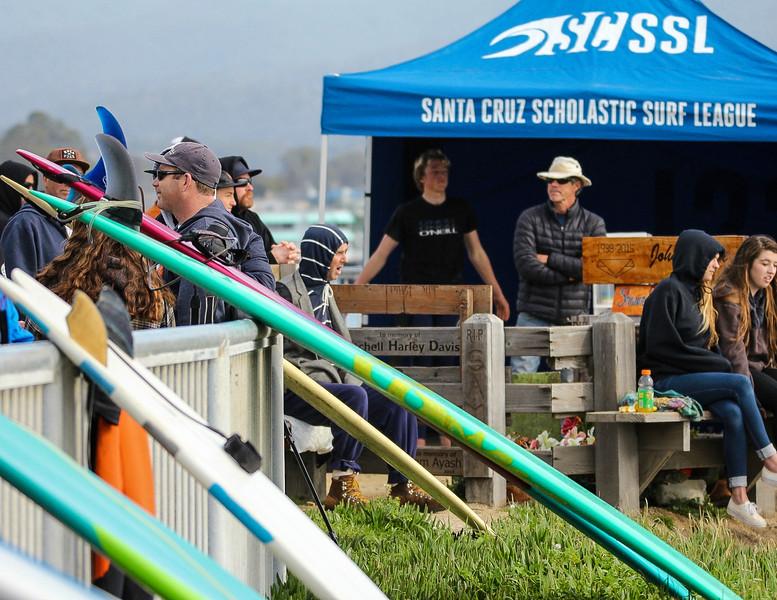 Santa Cruz High Surf Photos-5