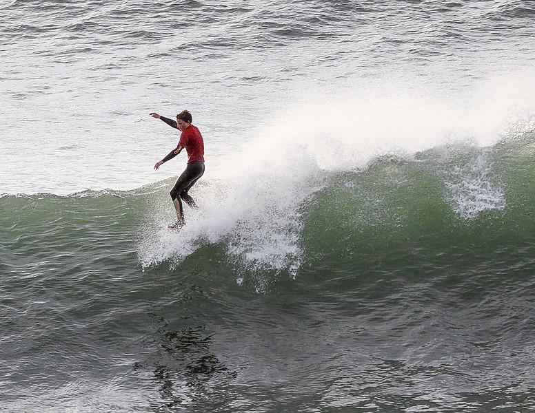 Santa Cruz High Surf Photos-2