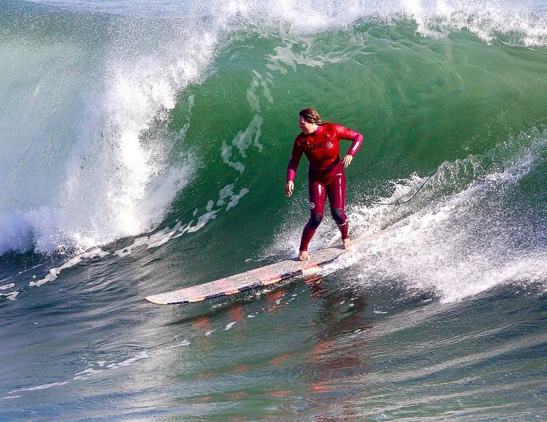 Santa Cruz High Surf Photos-7