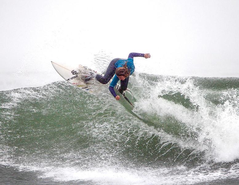 Santa Cruz High Surf Photos-13