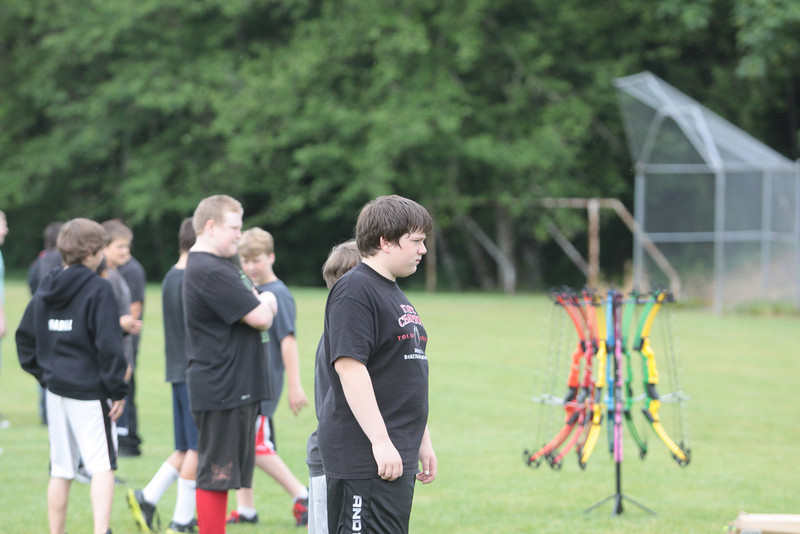 Archery Class 2013 (TC Article Photos)